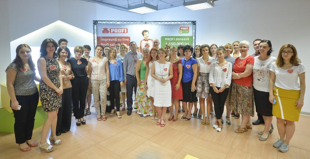 23 ONG-uri in CSR PROFI 2015
